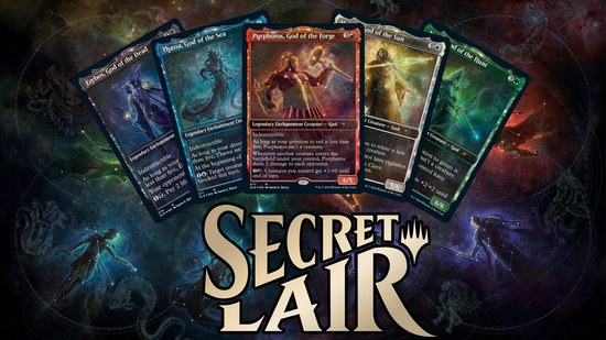 Image for Secret Lair Spoilers — Theros Stargazing