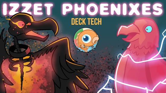 Image for Instant Deck Tech: Izzet Phoenixes (Standard)