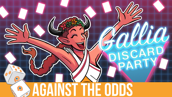 Image for Against the Odds: Gallia's Discard Party (Standard, Magic Arena)