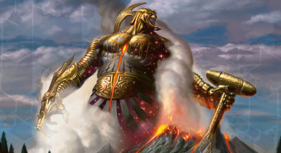 Image for Budget Commander: Purphoros, God of the Forge ($53)