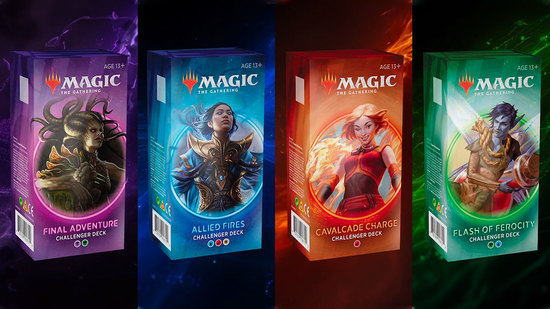 Image for 2020 Challenger Decks: Rankings and Ratings