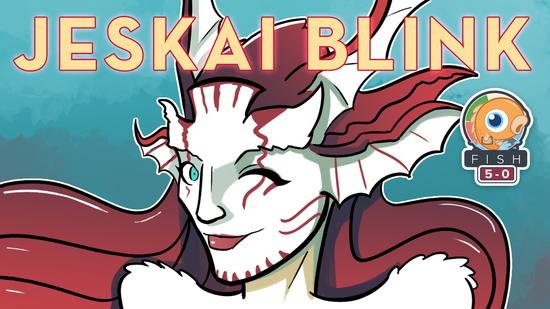 Image for Fish Five-0: Jeskai Blink (Standard, Magic Arena)