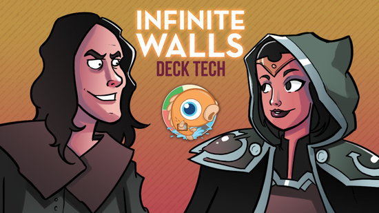 Image for Instant Deck Tech: Infinite Walls (Pauper)