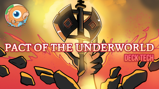 Image for Instant Deck Tech: Pact of the Underworld (Modern)