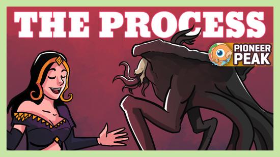 Image for Pioneer Peak: The Process (Pioneer, Magic Online)