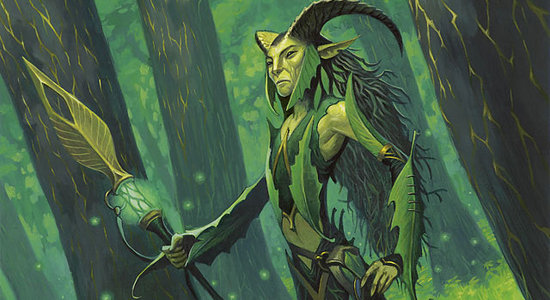 Image for Against the Odds: Gilt-Leaf Archdruid