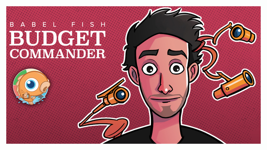 Image for Babel Fish: Budget Commander with Tomer Abramovici
