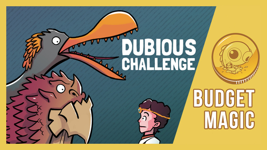 Image for Budget Magic: Dubious Challenge (Pioneer)