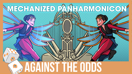 Image for Against the Odds: Mechanized Panharmonicon (Pioneer)