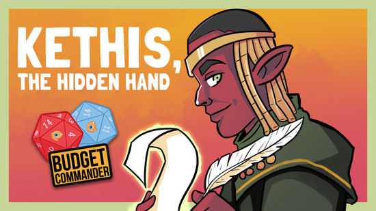 Image for Kethis's Legendary Brews | $50, $100 | Budget Commander