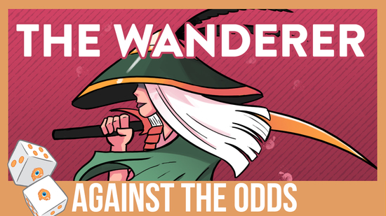 Image for Against the Odds: The Wanderer (Standard)