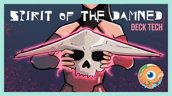 Image for Instant Deck Tech: Spirit of the Damned (Pauper)