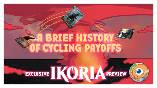 Image for A Brief History of Cycling Payoffs—Exclusive Ikoria Preview