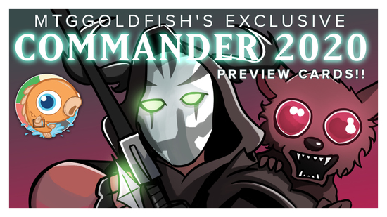Image for Kelsien, the Plague & Shiny Impetus | Exclusive Commander 2020 Preview