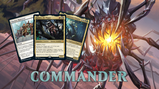 Image for Commander 2020 Spoilers — April 4, 2020 | Partners & Alternate Commanders
