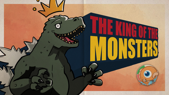Image for The King of the Monsters