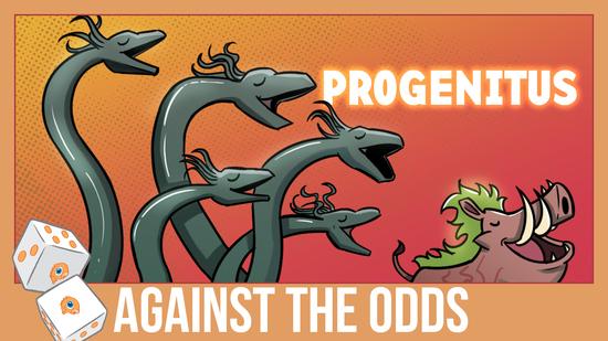Image for Against the Odds: Progenitus (Modern)