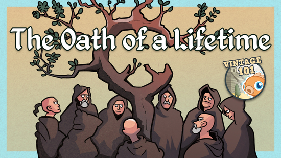 Image for Vintage 101: The Oath of a Lifetime