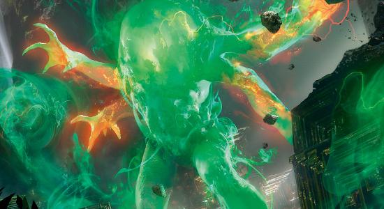 Image for Budget Commander: Omnath, Locus of Rage ($63 or 14tix)