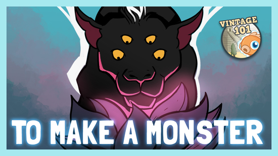 Image for Vintage 101: To Make a Monster