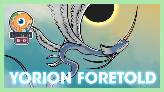 Image for Fish Five-0: Yorion Foretold (Standard)