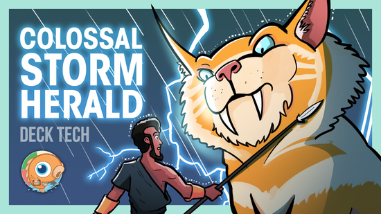 Image for Instant Deck Tech: Colossal Storm Herarld (Pioneer)