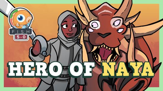 Image for Fish Five-0: Hero of Naya (Standard)