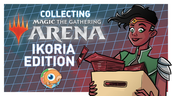 Image for Collecting MTG Arena: Ikoria Edition