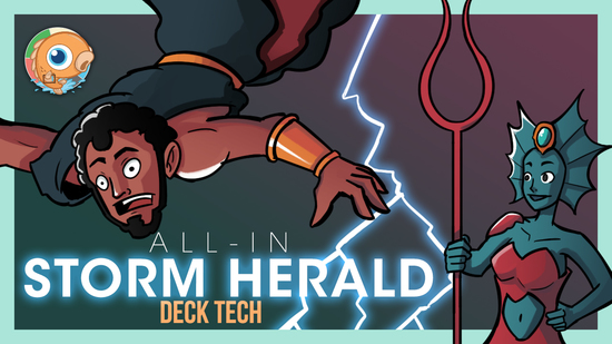Image for Instant Deck Tech: All-In Storm Herald (Standard)