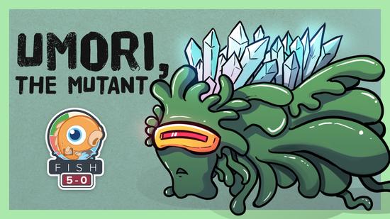 Image for Fish Five-0: Umori's Mutants (Standard)
