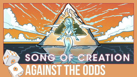 Image for Against the Odds: Song of Creation (Modern)
