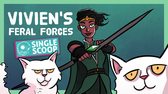 Image for Single Scoop: Vivien's Feral Forces