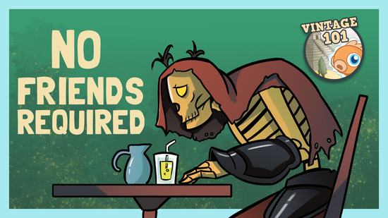 Image for Vintage 101: No Friends Required