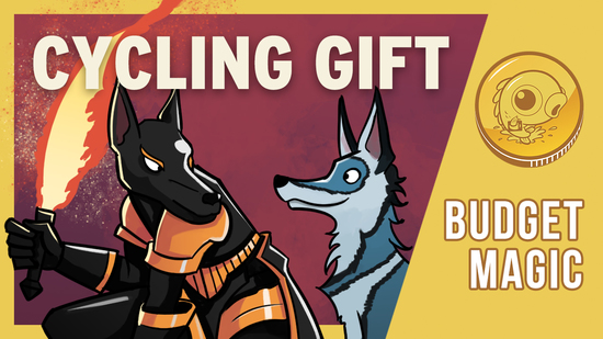 Image for Budget Magic: $75 (30 tix) Cycling Gift (Pioneer)