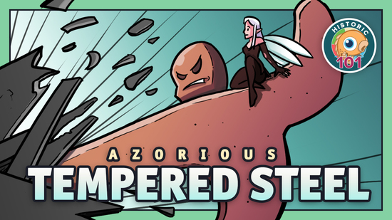 preview image for Historic 101: Azorius Steel
