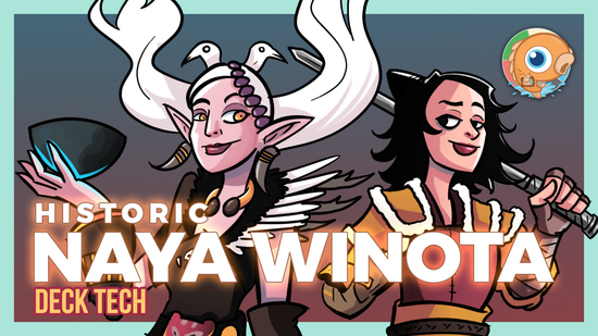 preview image for Instant Deck Tech: Historic Naya Winota (Historic)