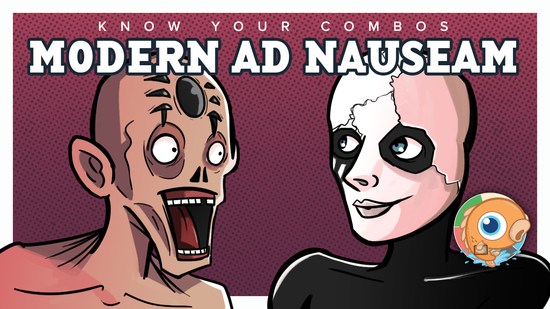 Image for Know Your Combos: Modern Ad Nauseam