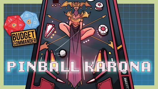 Image for Pinball Karona | Political Combat | $50, $100, $200 | Budget Commander