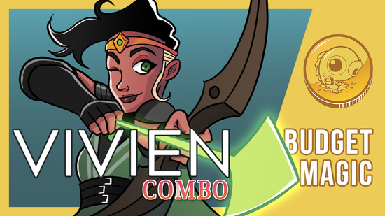 Image for Budget Magic: Vivien Combo Brawl (Three-Mythic/Nine-Rare)