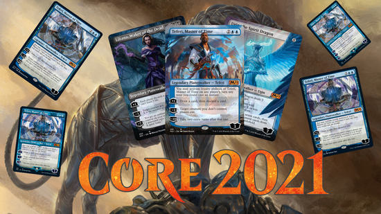 Image for Core Set 2021 Spoilers — June 5 | Teferi and Liliana