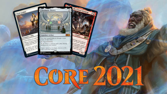 Image for Core Set 2021 Spoilers — June 6 | Dog Lord!