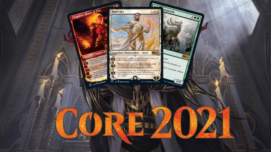 Image for Core Set 2021 Spoilers — June 8 | Basri Ket, Chandra