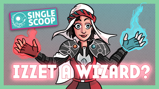 Image for Single Scoop: Izzet A Wizard? (Historic)