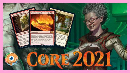 Image for Core Set 2021 Spoilers — June 10 | Card Advantage Goblin