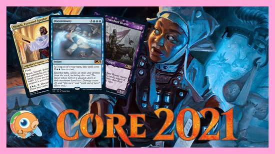 Image for Core Set 2021 Spoilers — June 12 | New Time Stop!