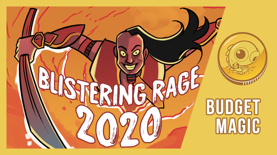Image for Budget Magic: Blistering Rage 2020 (Modern)