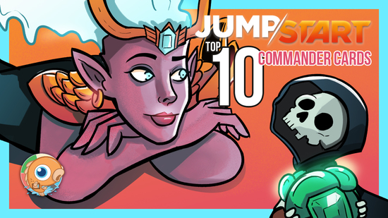 preview image for Jumpstart: Top 10 Commander Cards