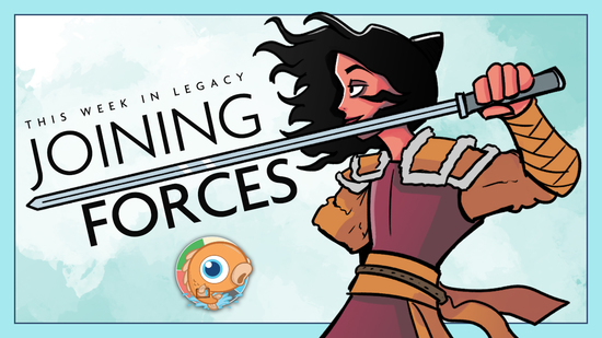 Image for This Week in Legacy: Joining Forces