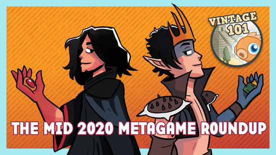 preview image for Vintage 101: The Mid 2020 Metagame Roundup
