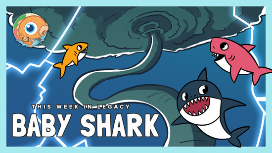preview image for This Week in Legacy: Baby Sharks